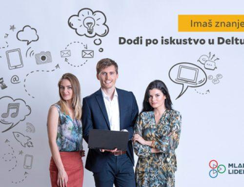 Otvoren konkurs za Mlade lidere u Crnoj Gori